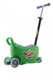 Детский самокат Milly Mally Snoop Multifunctional Ride On 3in1 Green