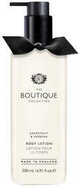 The English Bathing Company Boutique Body Lotion 500ml Grapefruit & Verbena