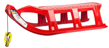 Prosperplast Tatra Sledge With Rope Red IST-R444