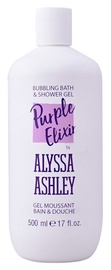 Dušo želė Alyssa Ashley Purple Elixir Bubbling, 500 ml