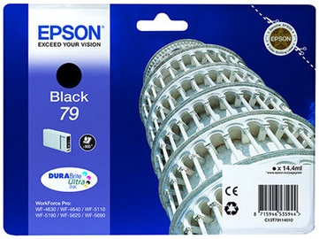 Epson 7911 Ink Cartridge Black
