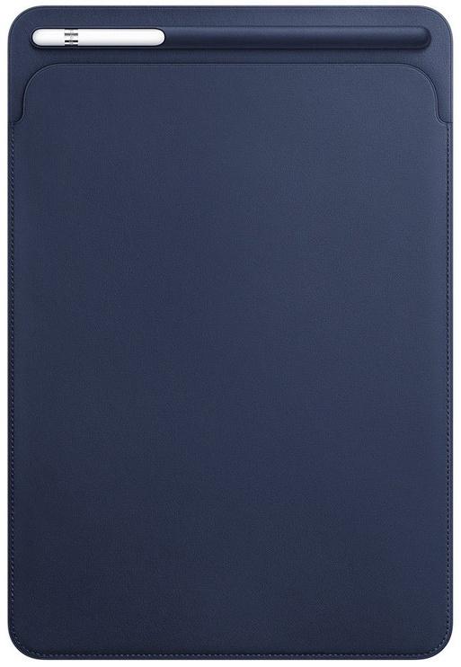 "Apple Leather Sleeve For 10.5"" iPad Pro Midnight Blue"