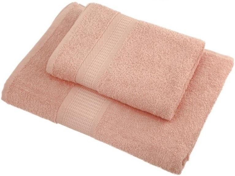 Bradley Towel 50x90cm Pastel Rose