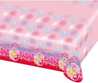 Amscan Barbie Pink Shoes Table Cover 120 x 180cm