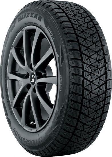 Bridgestone Blizzak DM-V2 255 50 R19 107T XL