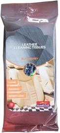 Bottari Leather Cleaning Tissues Blackberry 20pcs