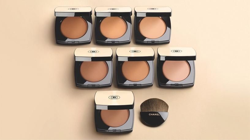 Chanel Les Beiges Healthy Glow Sheer Powder SPF15 12g N60