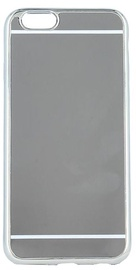 Beeyo Mirror Back Case For Huawei P8 Lite Silver