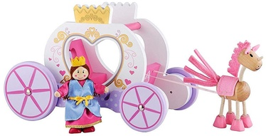 ELC Fairytale Carriage Rosebud Village 143539