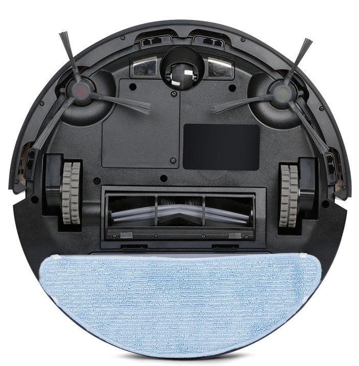 Робот-пылесос Ecovacs Deebot U2 Pro Black
