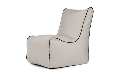 Kott-tool Pušku Pušku Seat Zip Colorin, hõbe, 340 l