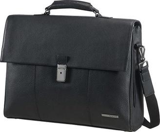 "Samsonite Equinox Briefcase 15.6"" Black"