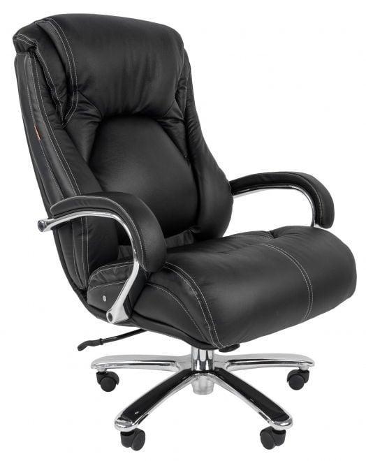 Chairman 402 Leather Black
