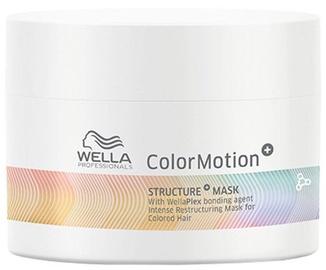 Kaukė plaukams Wella Professionals Colour Motion Structure, 150 ml