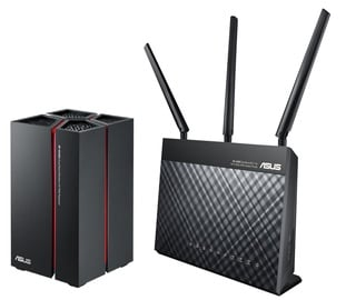 Asus DSL-AC68U Router + Asus RP-AC68