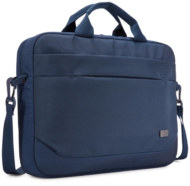 """Case Logic Value 15.6"""" Laptop Bag Dark Blue 3203989"""