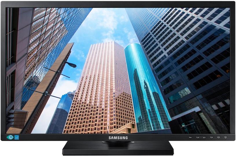 "Monitorius Samsung LS24E65UPLC/EN, 23.6"", 4 ms"