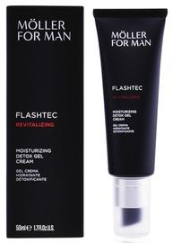 Anne Möller For Man Flashtec Moisturizing Detox Gel Cream 50ml