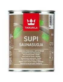 Saunos sienų apsaugos priemonė Tikkurila Supi Saunasuoja, 0.9 l