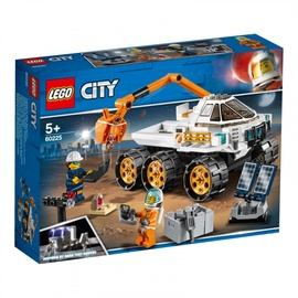 Lego Blocks City Rover testing drive 60225