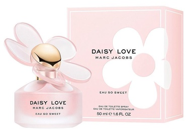 Tualetinis vanduo Marc Jacobs Daisy Love Eau So Sweet, 50 ml EDT