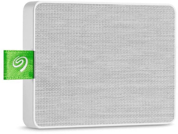 Seagate Ultra Touch SSD 500GB White