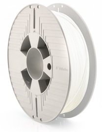 Расходные материалы для 3D принтера Verbatim 55510, 190 м, белый