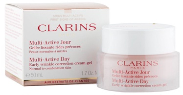 Clarins Multi Active Day Early Wrinkle Cream Gel 50ml
