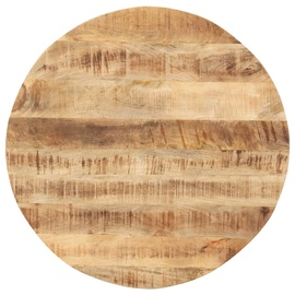 Столешница VLX Mango Wood Round 286001, коричневый, 600 мм x 600 мм