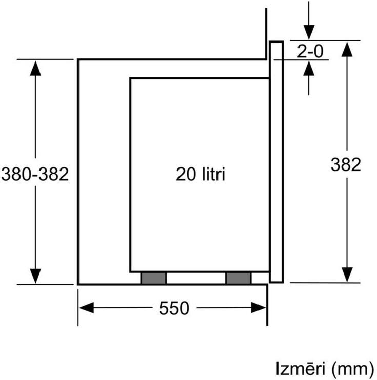 Bosch Serie 6 BFL524MB0