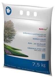 Granuleeritud lubi Agro Valgec, 7,5 kg