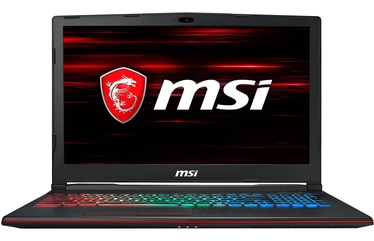 MSI GP63 Leopard 8RE GP63LEOPARD8RE-047NL