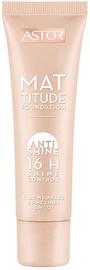 Astor Mattitude Anti Shine Foundation 30ml 091