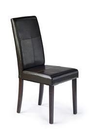 Valgomojo kėdė Kerry Bis, Eko oda, ruda
