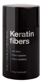 The Cosmetic Republic Keratin Hair Fibers 12.5g Light Brown