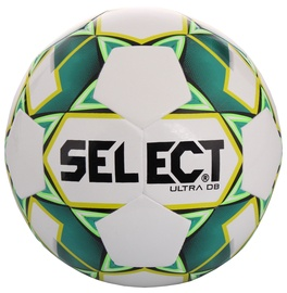 Select Ultra DB 2019 Ball White/Green Size 5