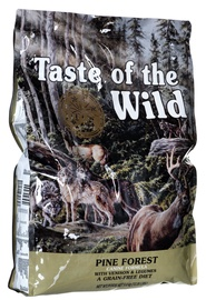 Taste of the Wild Pine Forest Dry Food 5.6kg