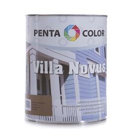 Krāsa fasādēm Pentacolor Villa Novus, 1 l, šokolādes krāsa