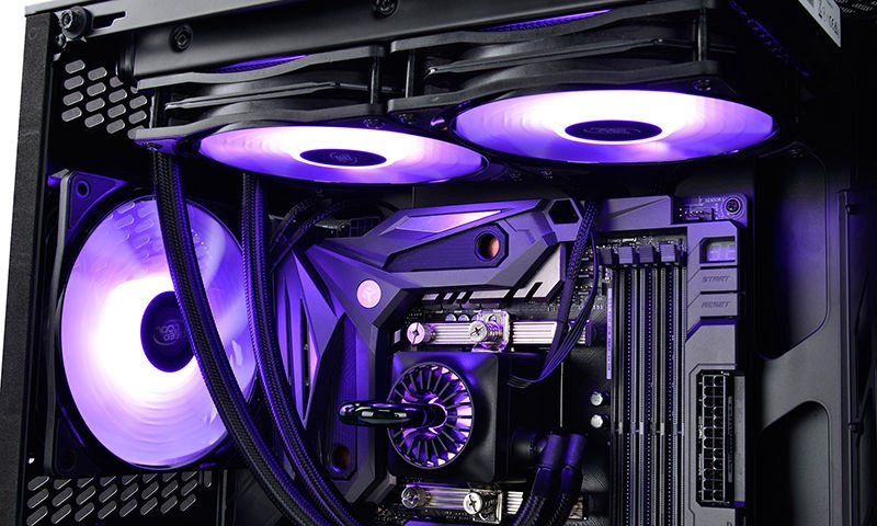 Deepcool RGB Cooler RF 120