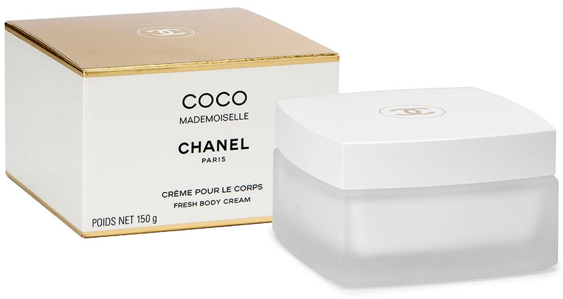 Chanel Coco Mademoiselle 150g Fresh Body Cream