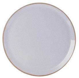 Porland Seasons Pizza Plate D32cm Grey