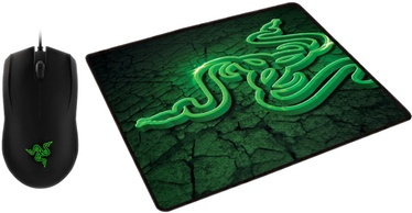 Razer Abyssus 2000 Gaming Mouse + Goliathus Control Fissure Mouse Mat