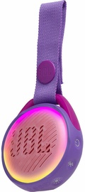 JBL JR ROP Bluetooth Speaker for Kids Iris Purple