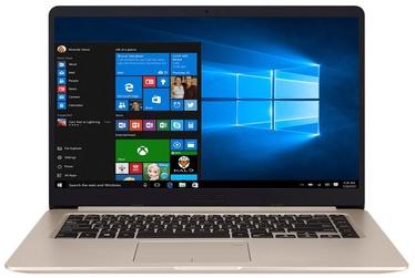 Nešiojamas kompiuteris Asus VivoBook S15 S510UA-BQ890T Gold