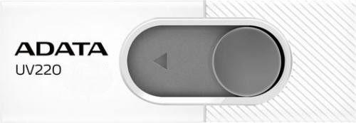 Adata UV220 64GB USB 2.0 White/Grey