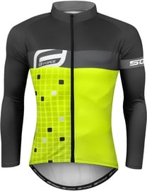 Force Square Shirt Electro Yellow/Grey S