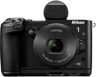 Nikon 1 V3 Kit 10-30mm Black