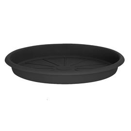 Поддон для вазона Domoletti STTE0028-120, серый, 280 мм