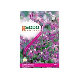 Lefkojas sēklas Sodo Centras Rose, 1 g