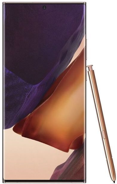 Mobilusis telefonas Samsung Galaxy Note 20 Ultra Mystic Bronze, 256 GB